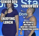 senior-dev-junior-dev