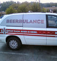 beer ambulance