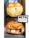 pumpkin meth head