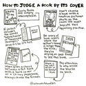 how to judge a book by the cover