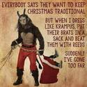 krampus and christmas