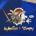 kylo ren and stimpy