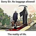 no baggage allowed