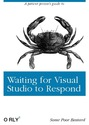 waiting for visual studio to respond