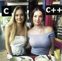 c and cpp as women