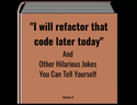 i ll refractor this code today