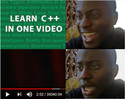 learn cpp in one video