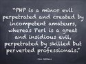 php vs perl