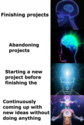 the truth about projects