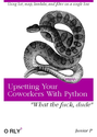 upsetting with python