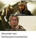 alexander was no greek