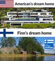 finns dream home