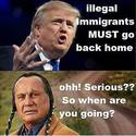 native americans and illegal immigrants