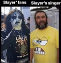 slayer fan vs singer