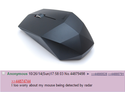 radar invisible mouse