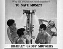 save water-shower together
