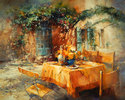 Willem Haenraets paintings orange