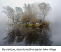 hungarian lake village